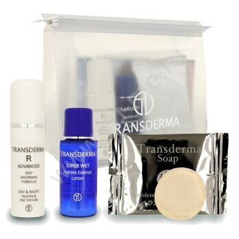 Transderma R advanced kit набор с ресвератролом на 7-10 дней